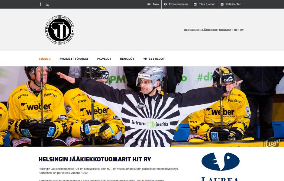 Helsingin Jääkiekkotuomarit HJT ry